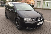 VW Touran DSG 2,0 TDI